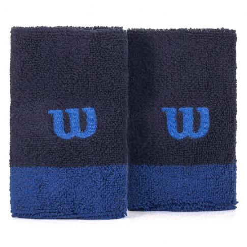 Munhequeira Wilson - Marinho e Azul - 02 Unidades  - PROTENISTA