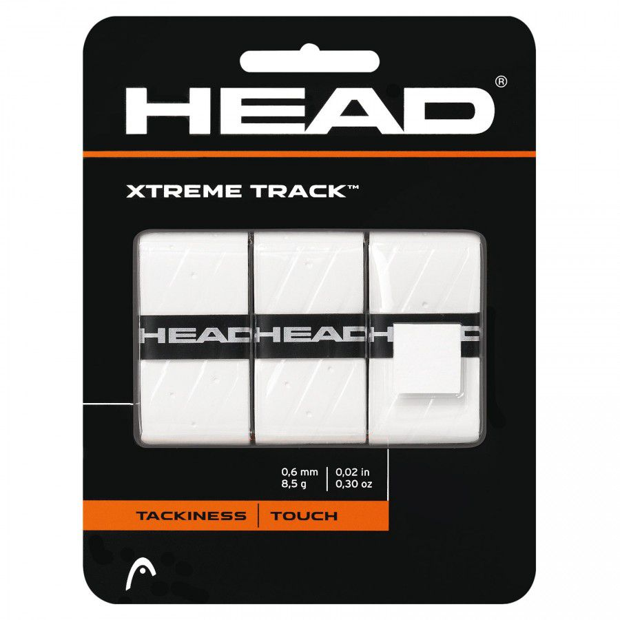 Overgrip Head Xtreme Track - Branco
