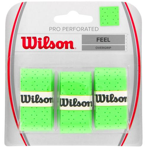 Overgrip Wilson Pro Perforated Feel - Cores  - PROTENISTA