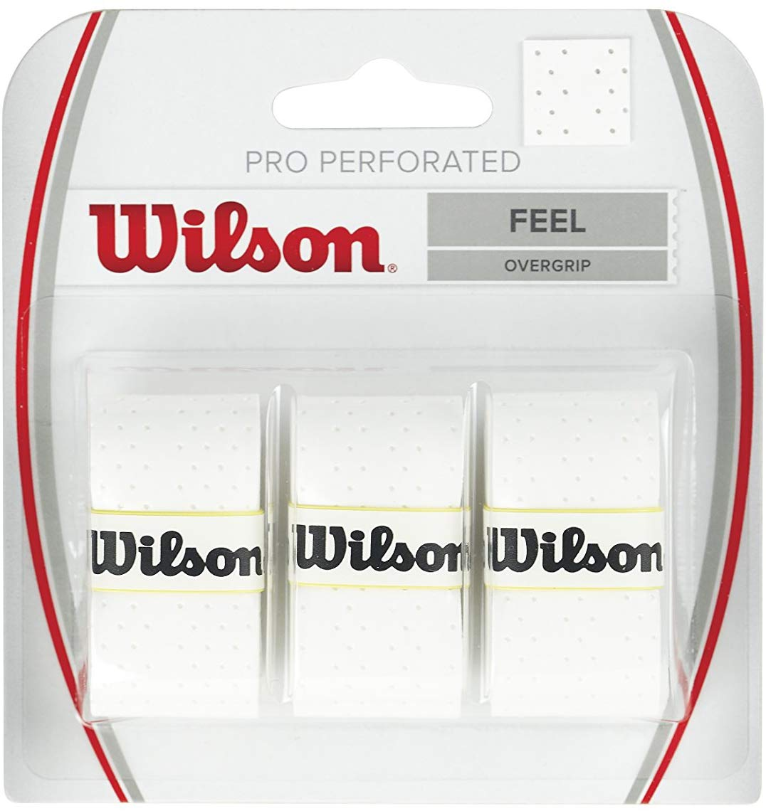 Overgrip Wilson Pro Perforated Feel - Cores