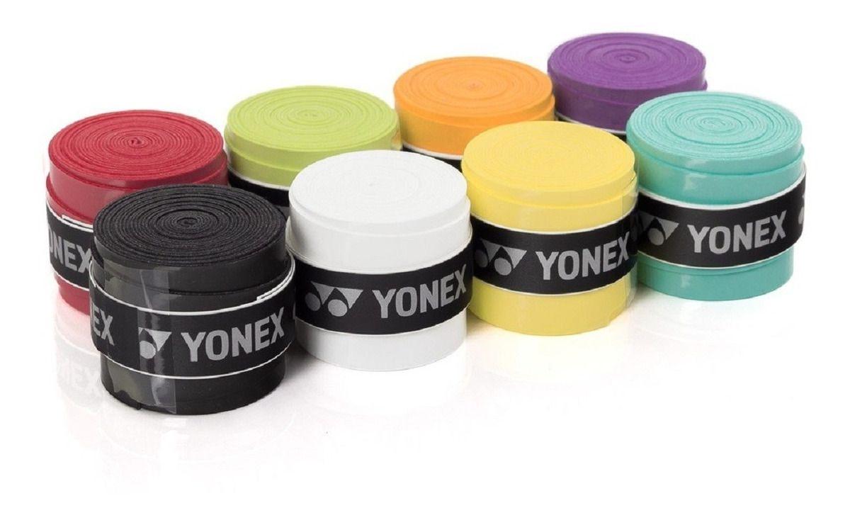 Overgrip Yonex Super Grap - Cores - Unidade  - PROTENISTA