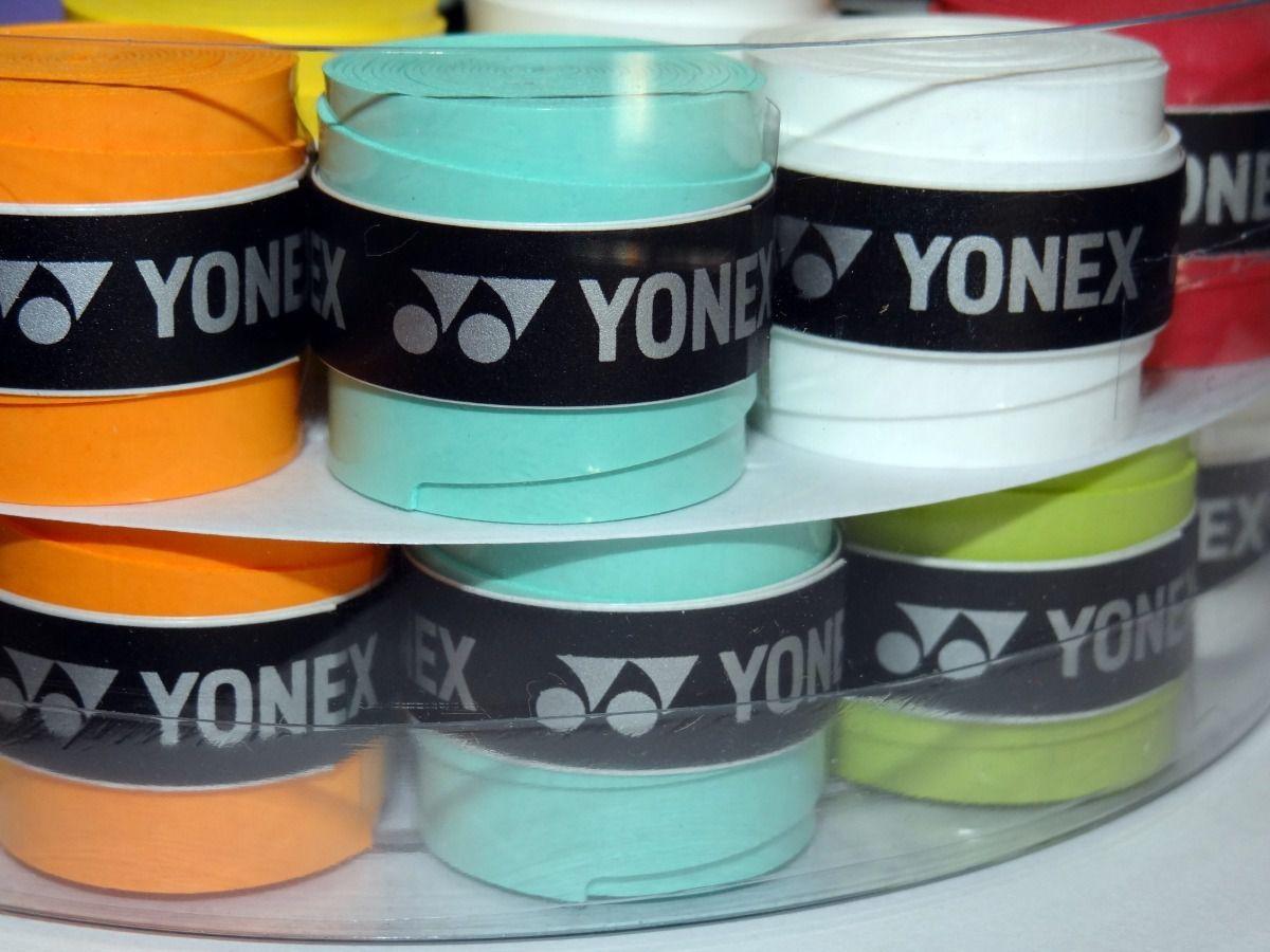 Overgrip Yonex Super Grap - Pote Com 36 Unidades   - PROTENISTA