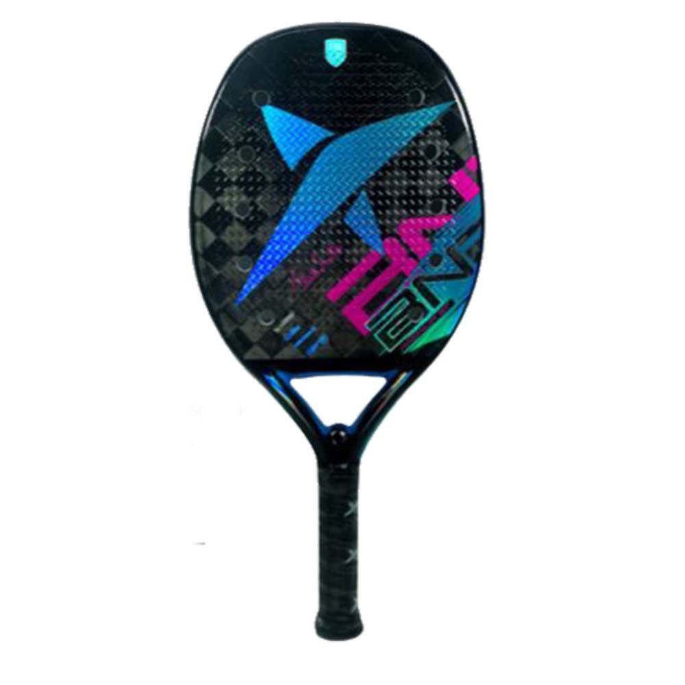 Raquete Beach Tennis DROP SHOT PREMIUM BT THALES SANTOS - 2020