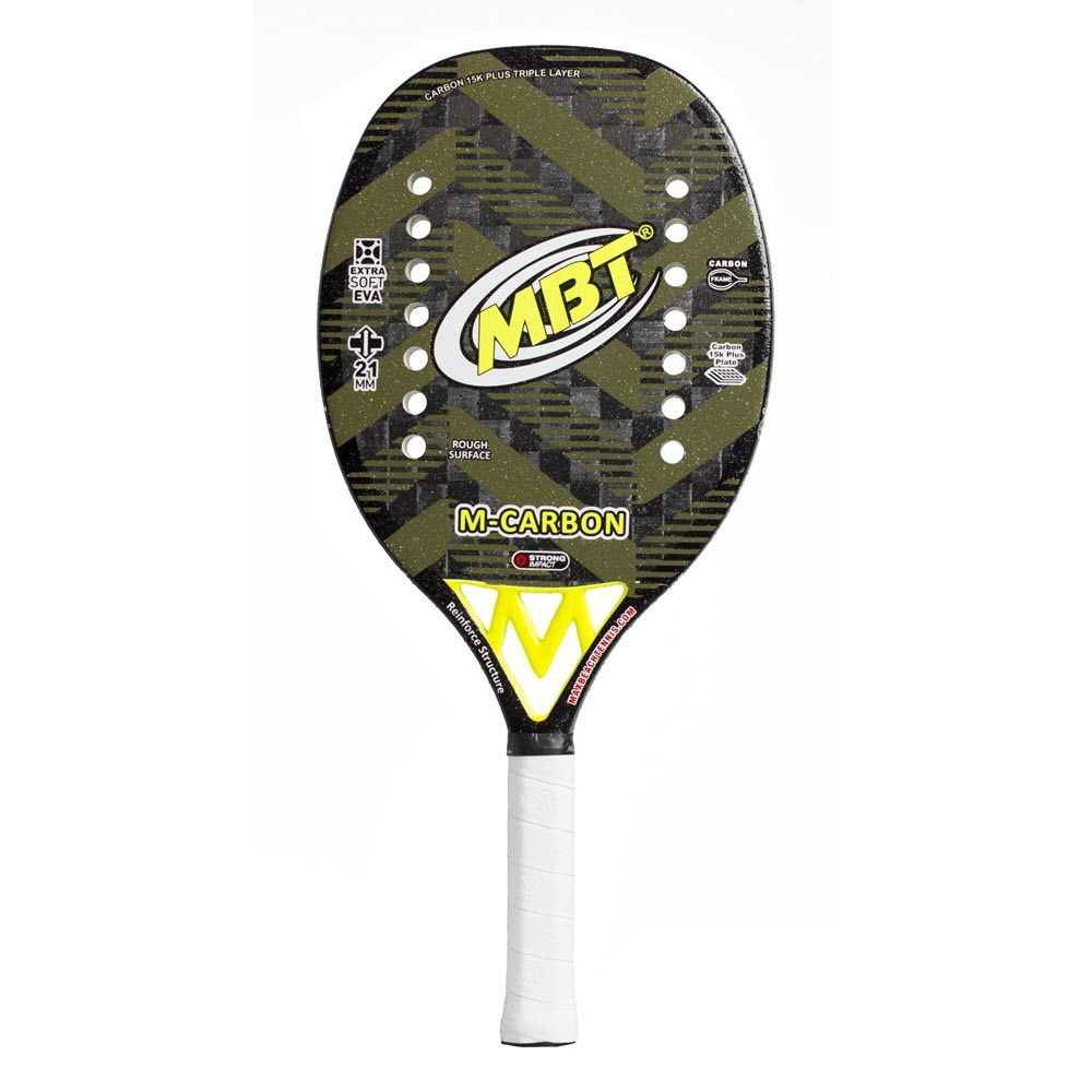 Raquete Beach Tennis MBT M-CARBON (LIMITED EDITION)