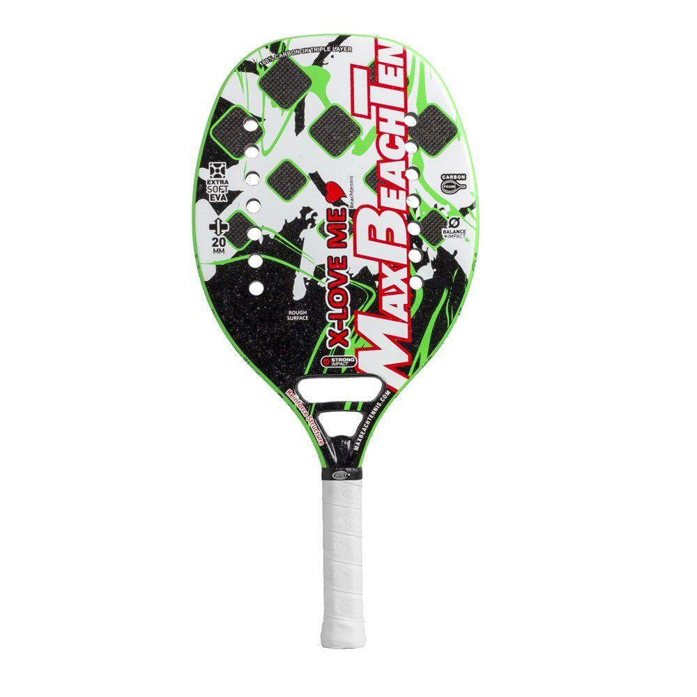 Raquete Beach Tennis MBT X-LOVE (MODELO 2019)