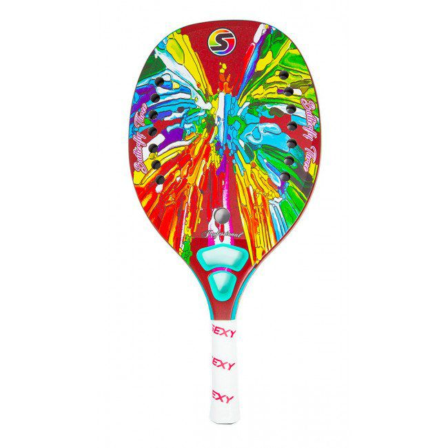 Raquete Beach Tennis SEXY BUTTERFLY III  - PROTENISTA
