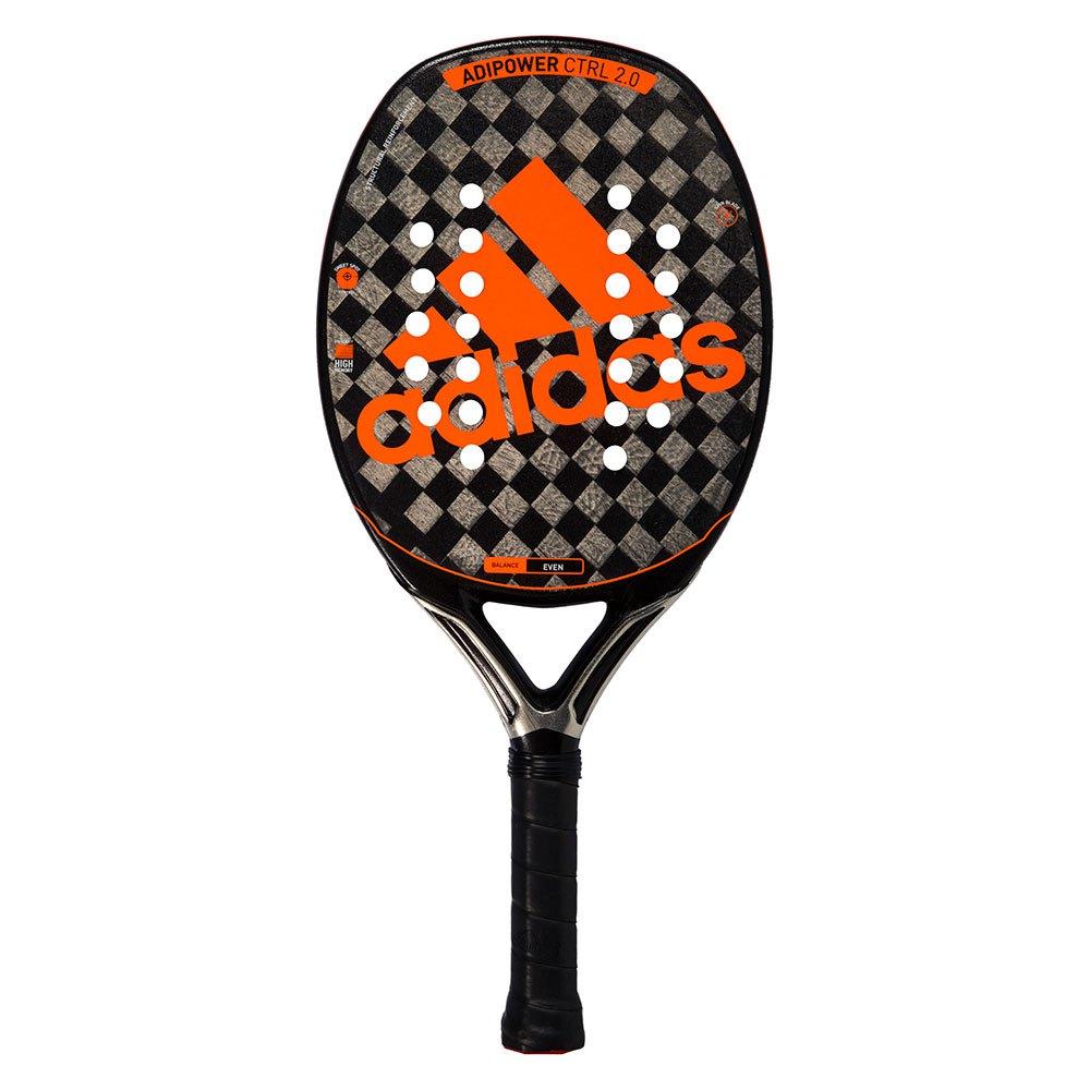 Raquete de Beach Tennis Adidas Adipower Ctrl 2.0 - Laranja  - PROTENISTA