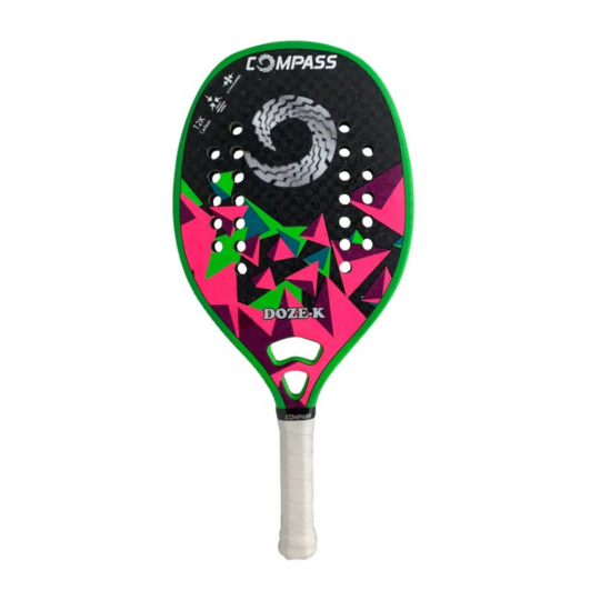 Raquete de Beach Tennis Compass DOZE-K   - PROTENISTA