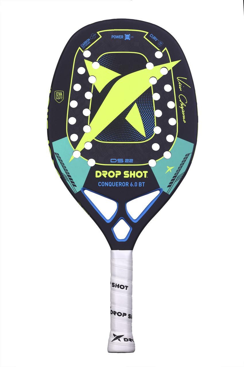 Raquete de Beach Tennis Drop Shot Conqueror 6.0  - PROTENISTA