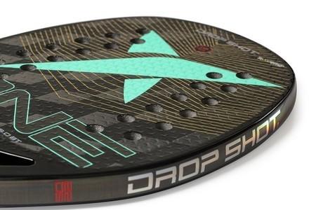 Raquete de Beach Tennis Drop Shot Conqueror BT 9.0 - 2021  - PROTENISTA