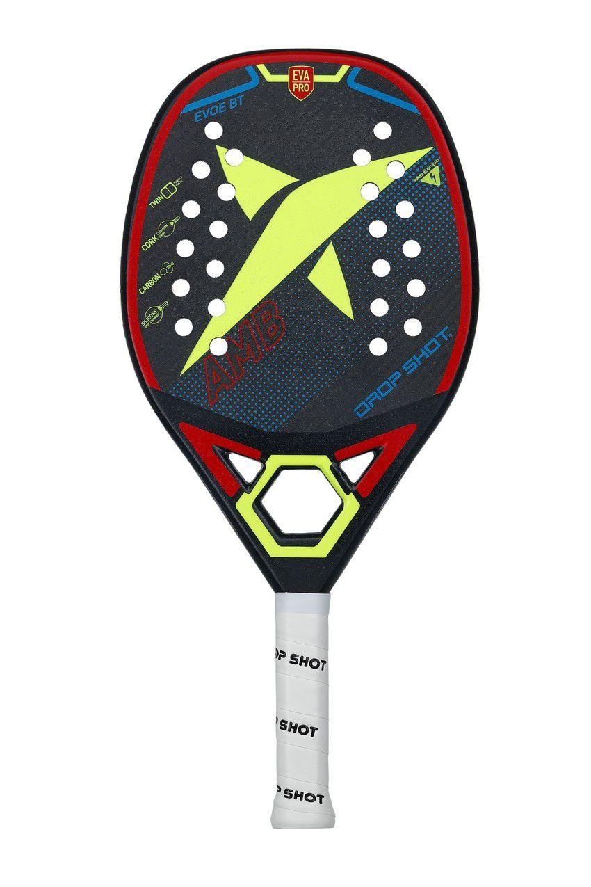 Raquete de Beach Tennis Drop Shot Evoe