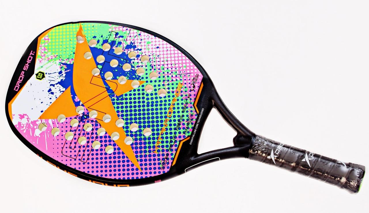 Raquete de Beach Tennis Drop Shot Katana - EXCLUSIVA  - PROTENISTA
