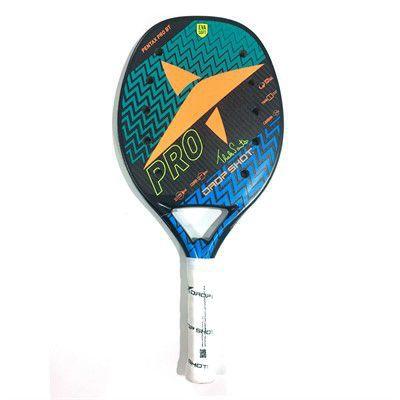 Raquete de Beach Tennis Drop Shot Pentax Pro Thales Santos  - PROTENISTA