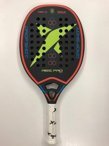 Raquete de beach tennis Drop Shot Rise Pro