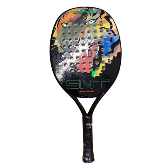Raquete de Beach Tennis Drop Shot Tiger 1.0 BT  - PROTENISTA