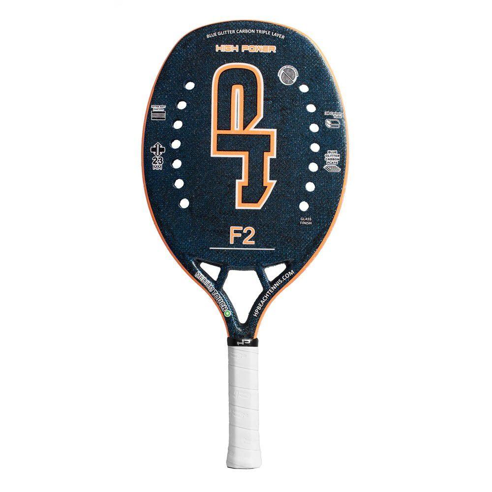 Raquete de Beach Tennis HP F2 ORANGE (MODELO 2019)