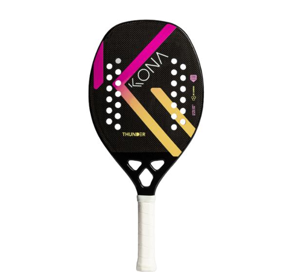 Raquete de Beach Tennis Kona Thunder Color  - PROTENISTA