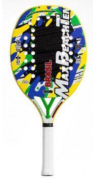 Raquete de Beach Tennis MBT - BRASIL 2019