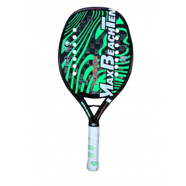 Raquete de Beach Tennis MBT - T Carbon 2020