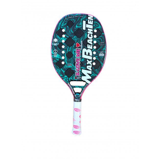 Raquete de Beach Tennis MBT - X LOVE ME 2020