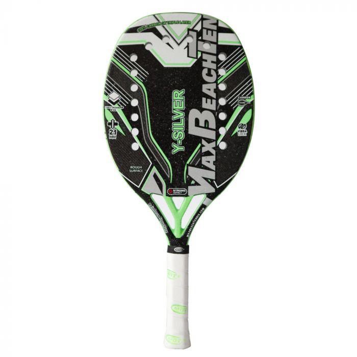 Raquete de Beach Tennis MBT - Y Silver 2021  - PROTENISTA