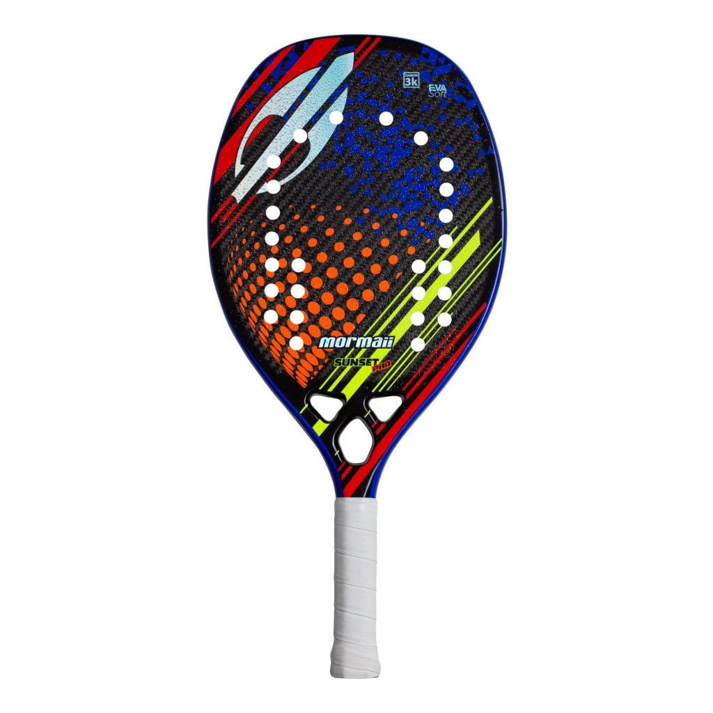 Raquete de Beach Tennis Mormaii Sunset Pro 2021  - PROTENISTA