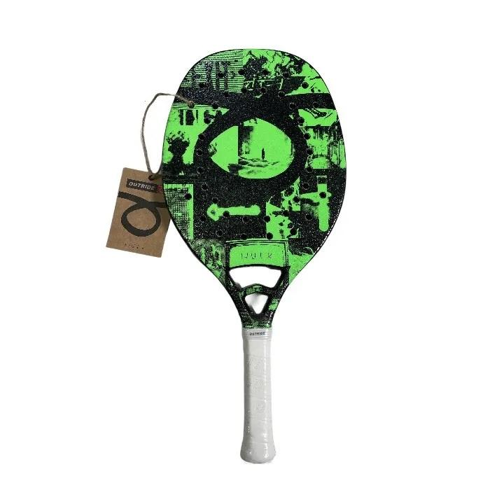 Raquete de Beach Tennis Outride Hulk - 2021  - PROTENISTA