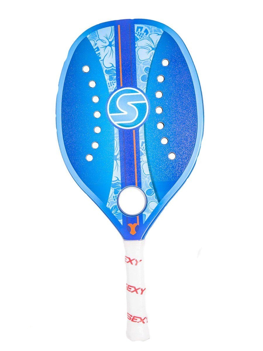 Raquete de Beach Tennis Sexy Sirf Blue  - PROTENISTA