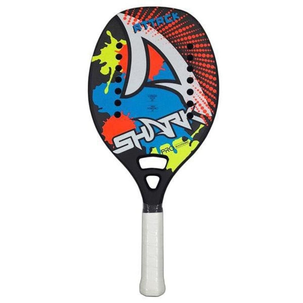 RAQUETE DE BEACH TENNIS SHARK ATTACK 2020