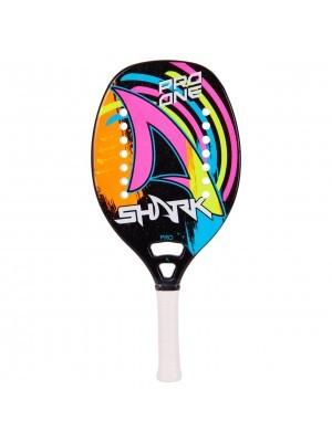 Raquete de Beach Tennis Shark On Court - 2021