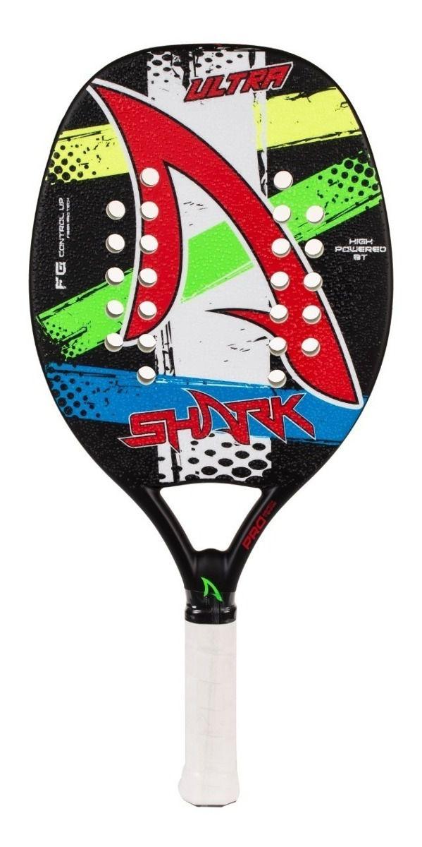 Raquete de Beach Tennis Shark - Ultra