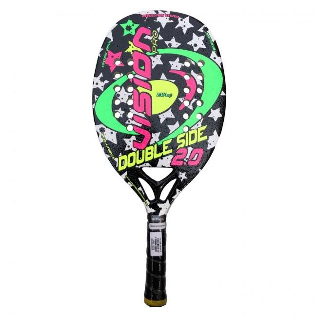 Raquete de Beach Tennis Vision Double Side - 2020