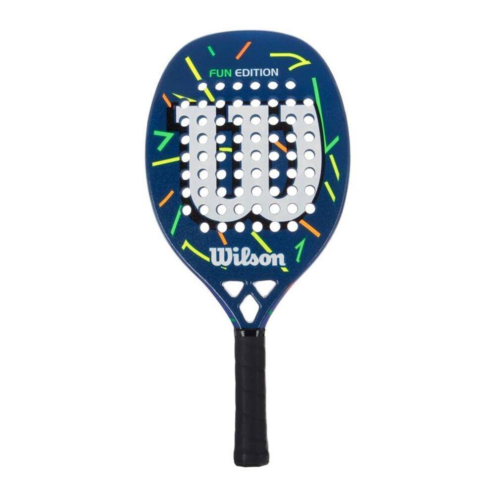 Raquete de Beach Tennis Wilson Fun Edition  - PROTENISTA