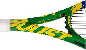 Raquete de Tênis Babolat Boost Brazil - 280g  - PROTENISTA