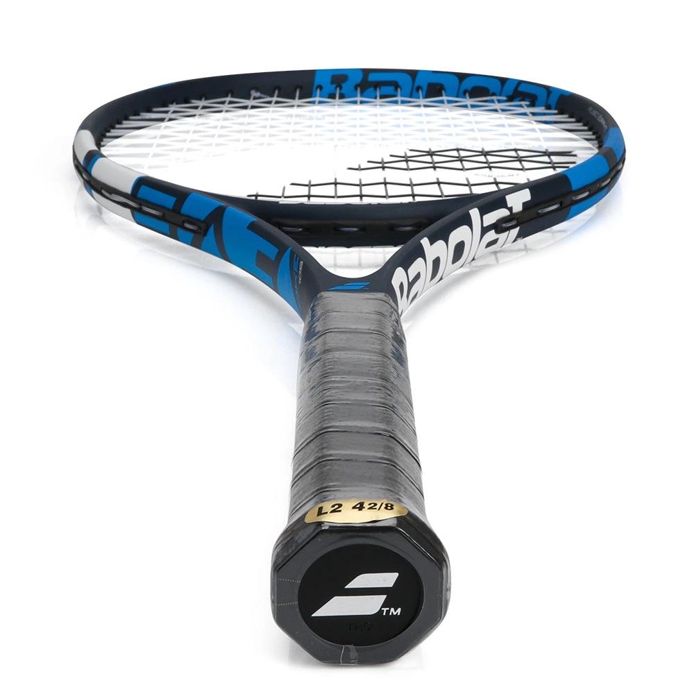 Raquete de Tênis Babolat Evoke 105 Azul e Branco - New  - PROTENISTA