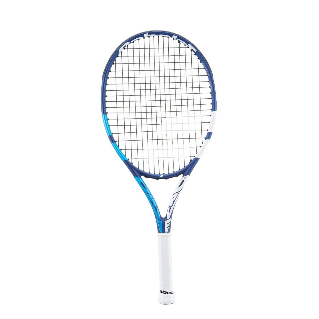 Raquete de Tênis Babolat Infantil Drive Junior 25 Azul - 2021  - PROTENISTA