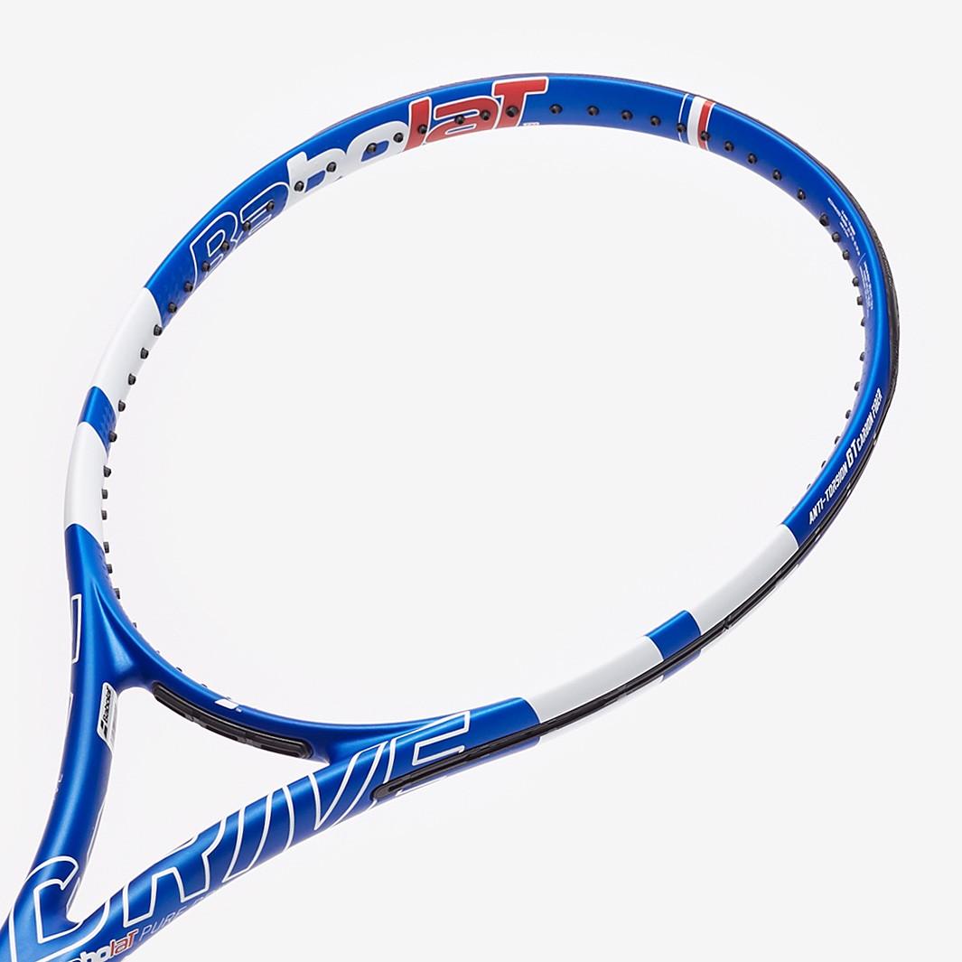 Raquete de Tênis Babolat Pure Drive - 300g - Ed. Limitada - FRANCE  - PROTENISTA