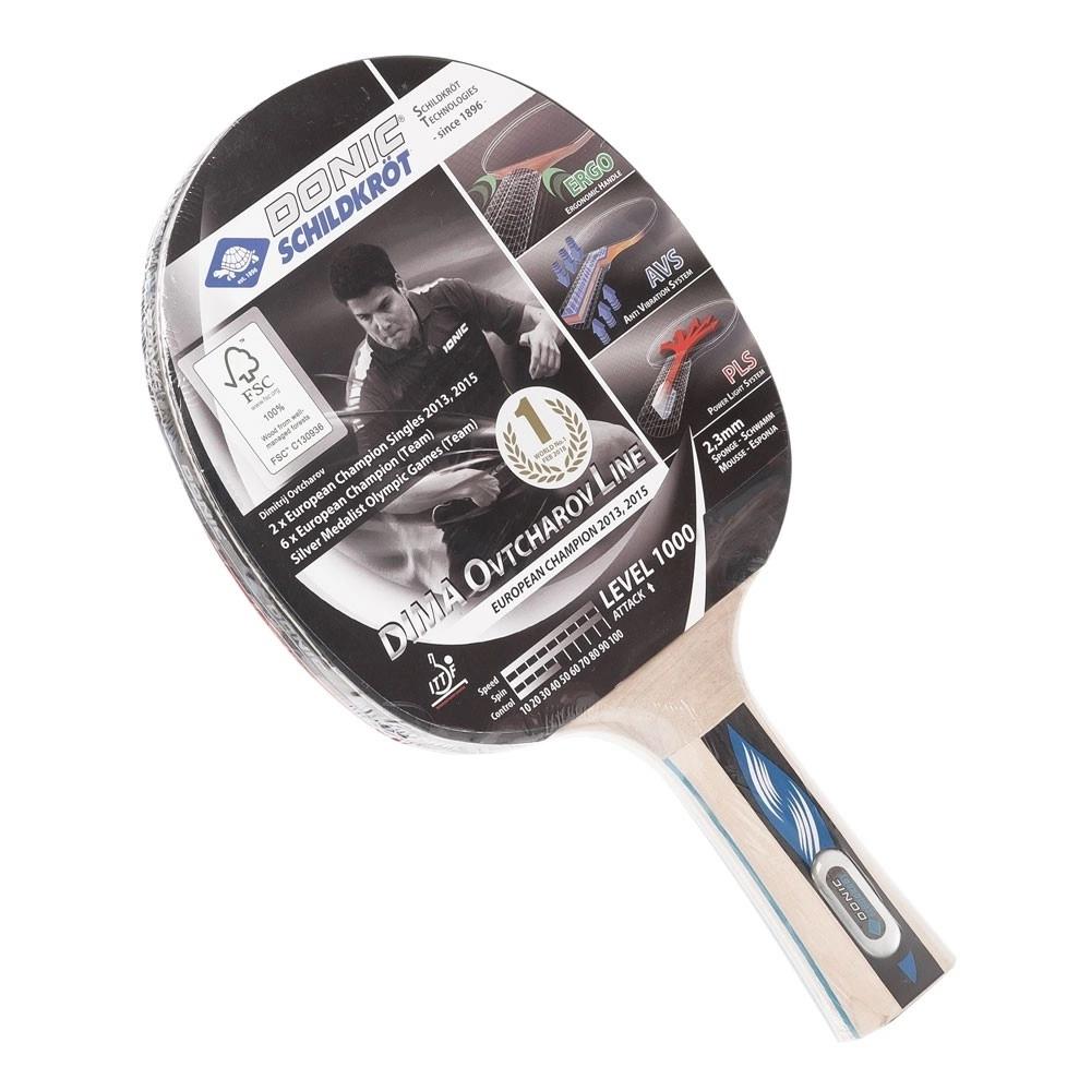 Raquete De Tênis De Mesa Donic Ovtcharov 1000  - PROTENISTA