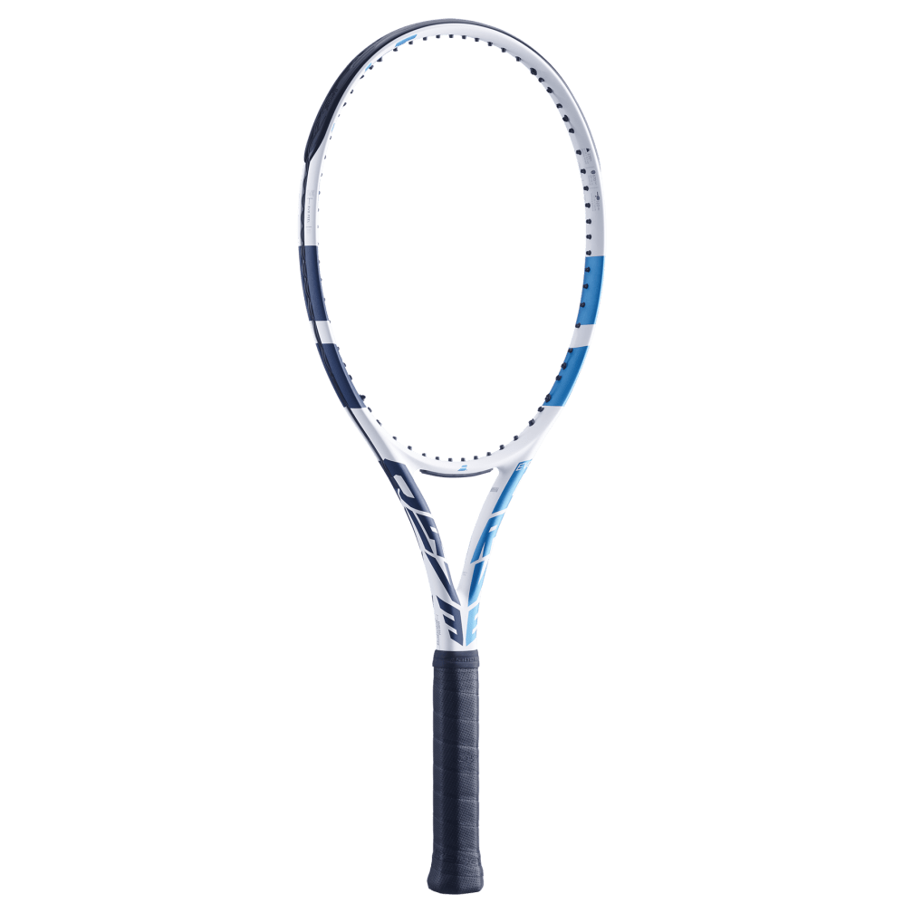 Raquete de Tênis Evo Drive Unstrung Branca e Azul - 2021  - PROTENISTA