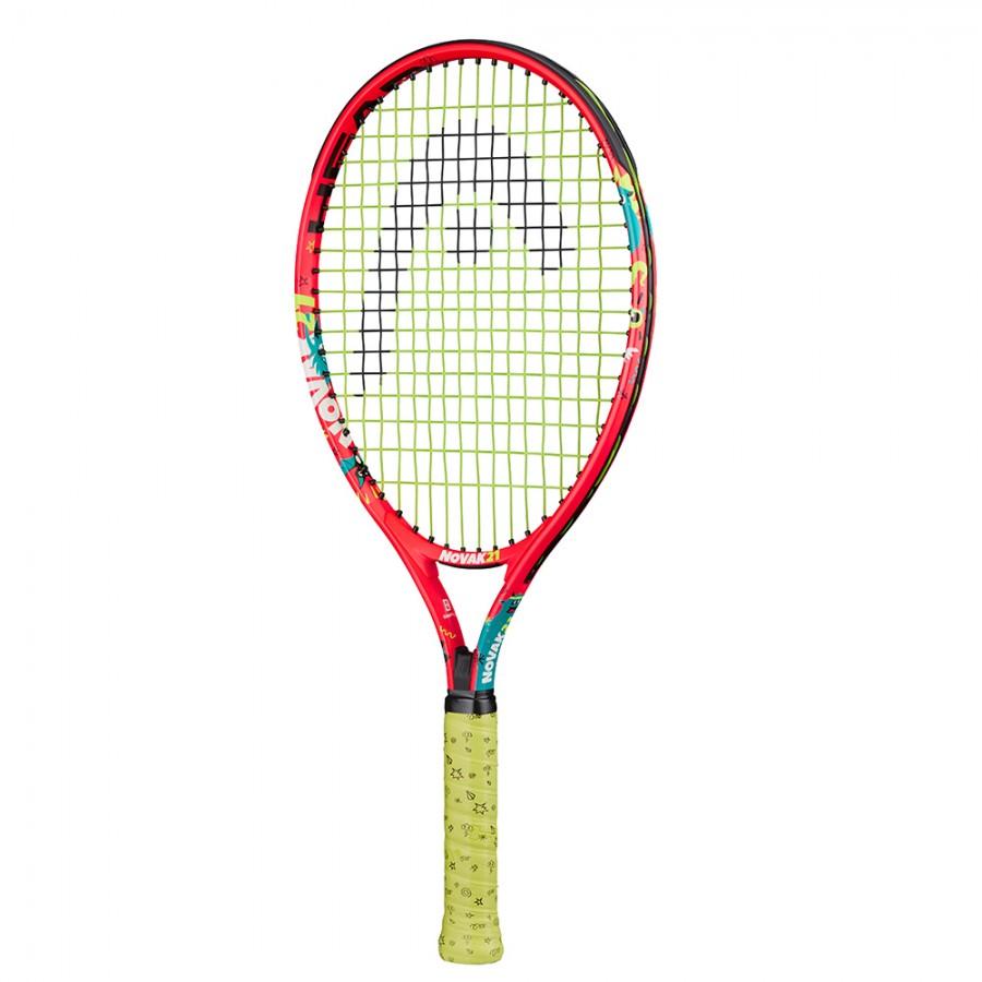 Raquete de Tênis Infantil Head Junior Novak 21 New  - PROTENISTA
