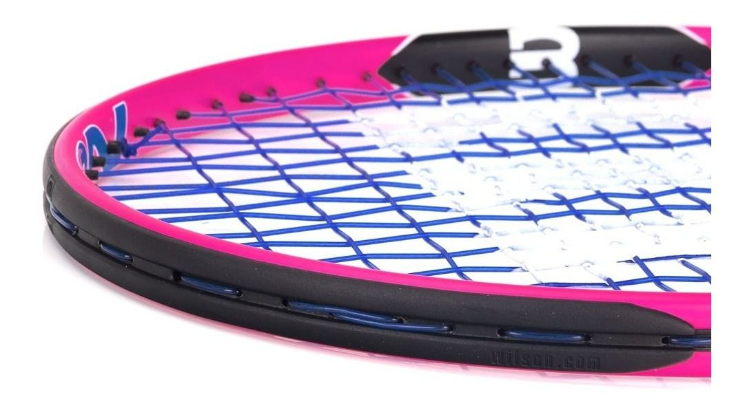 Raquete de Tênis Infantil Wilson Burn 23   - PROTENISTA