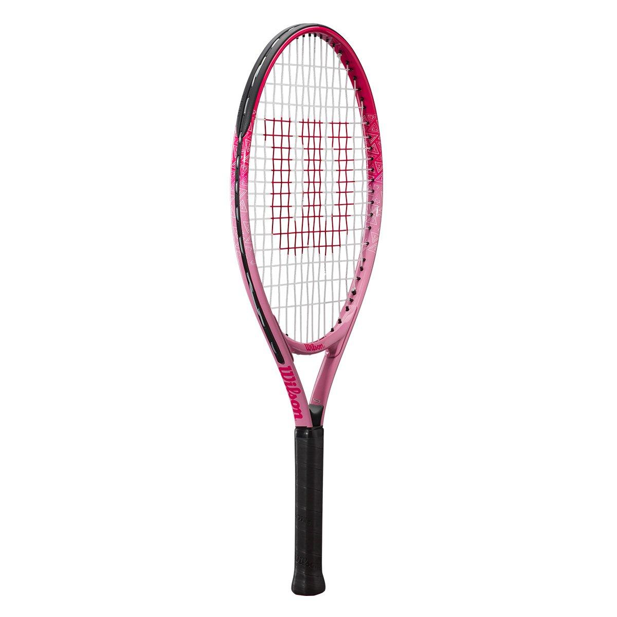 Raquete de Tênis Infantil Wilson Burn Pink II 23  - PROTENISTA