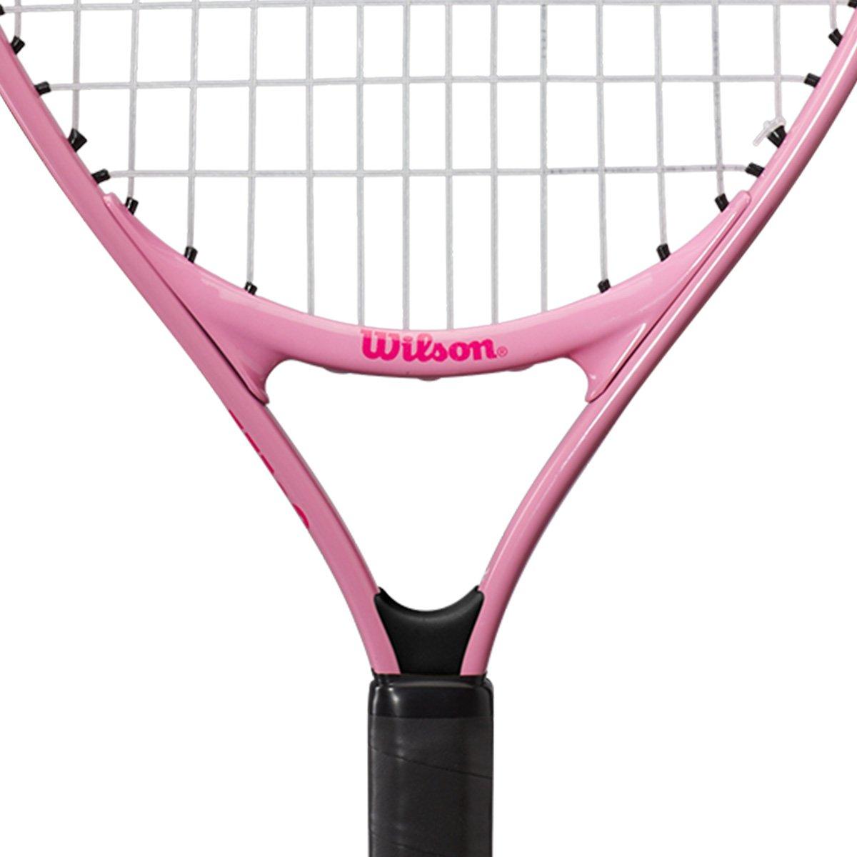 Raquete de Tênis Infantil Wilson Burn Pink II 25  - PROTENISTA