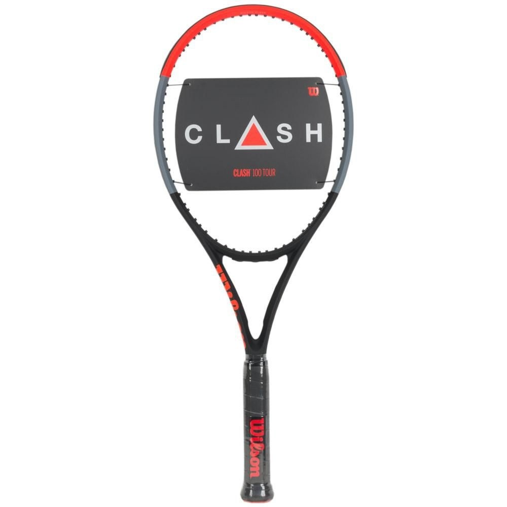 Raquete de Tênis Wilson Clash 100 - 295g  - PROTENISTA