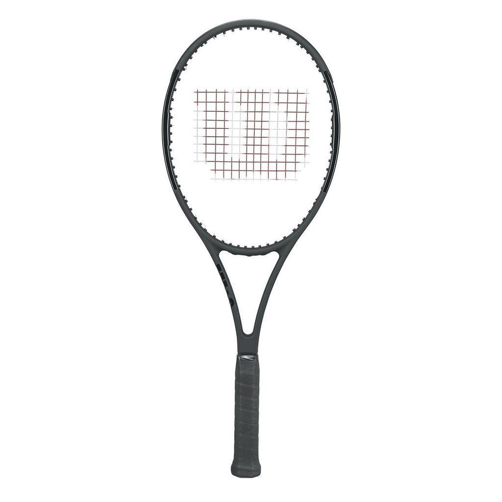 Raquete de Tênis Wilson Pro Staff 97 - 315g - Black Series   - PROTENISTA