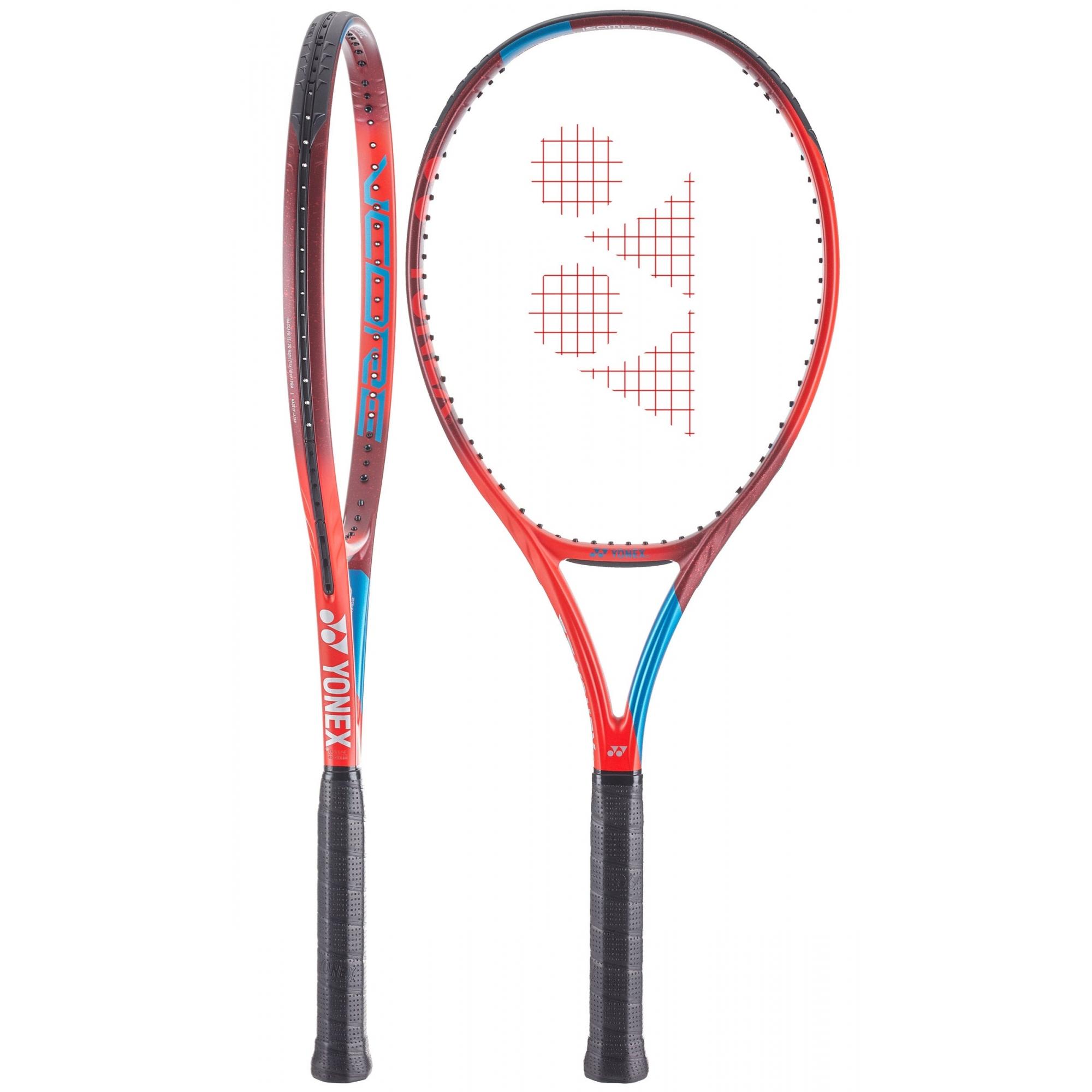 Raquete de Tênis Yonex Vcore 100 - 300g - 2021  - PROTENISTA