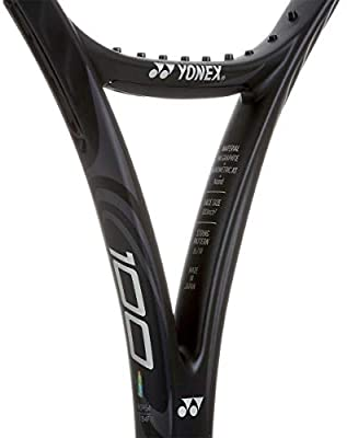 Raquete Yonex Vcore 100 Galaxy Black Light - 280g - PROTENISTA