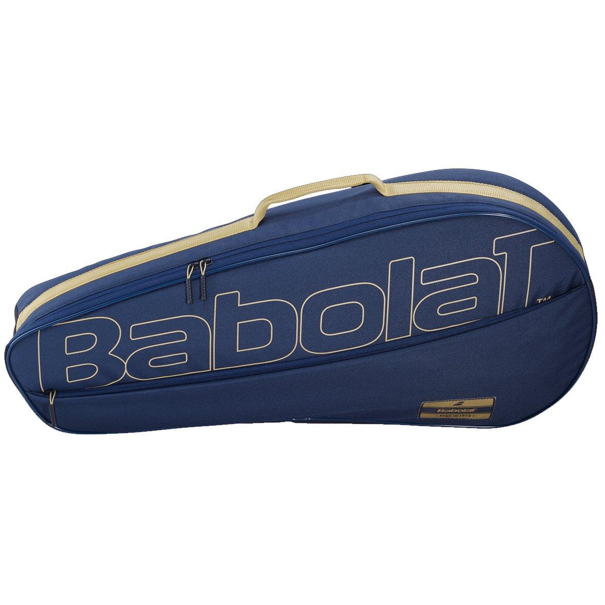 Raqueteira Babolat Essential 3R Azul Marinho - 2021  - PROTENISTA