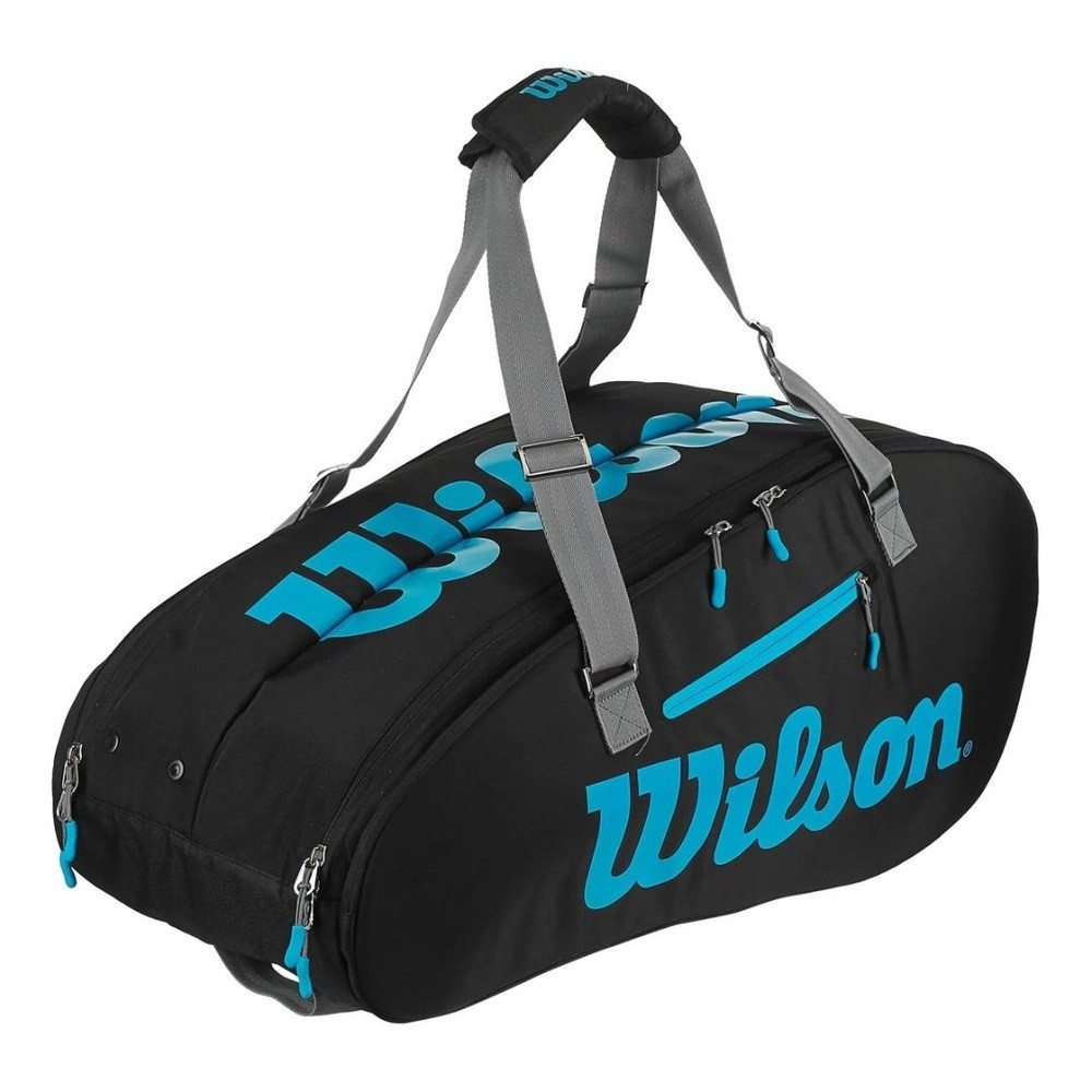Raqueteira de Tênis Wilson Especial Ultra 9 Pack Térmica  - PROTENISTA