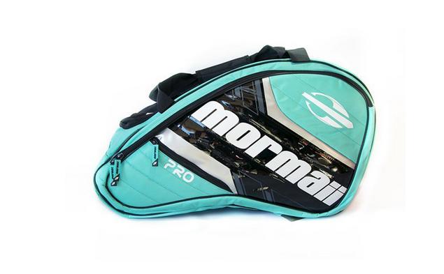 Raqueteira Mormaii Beach Tennis Azul